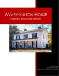 Avary-Fulton House by Jesia Cobb, Dana De Lessio, Blake Fortune, Nicole Gilbert, Philippe Gonzalez, Aritha Hills, Dennis Lovello, Charlie McNaulty, Kayla Morris, Scott Morris, Stacy Rieke, and Sean Yates
