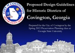 Covington, GA by Lauren Bohn, Randy Boyd, David Greenberg, Aritha Hills, Sarah Love, Charlie McAnulty, Brittany Miller, Scott Morris, Collier Neeley, Mike Santrock, Jonathan Scott, Ashley Shares, Ben Sutton, and Dan Wooten