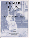 Mable House by Lauren Bohn, Rick Dreger, David Greenberg, William Inman, Julia Larenc, Sarah Love, Brittany Miller, Ellen Rankin, Ashley Shares, Ben Sutton, Christie Thiem, Megan Warley, and Anna Williams