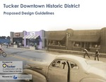 Tucker Downtown Historic District by Alix Crook, Sean Diaz, Caitlin Mee, and Daniel Scott